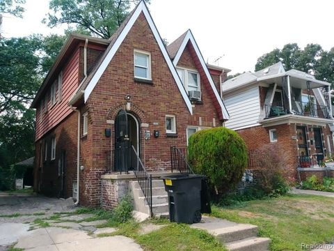 Photo of 16171 Cheyenne St, Detroit, MI 48235