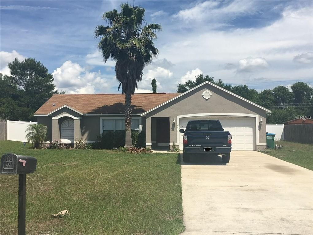 2459 Ainsworth Ave, Deltona, FL 32738