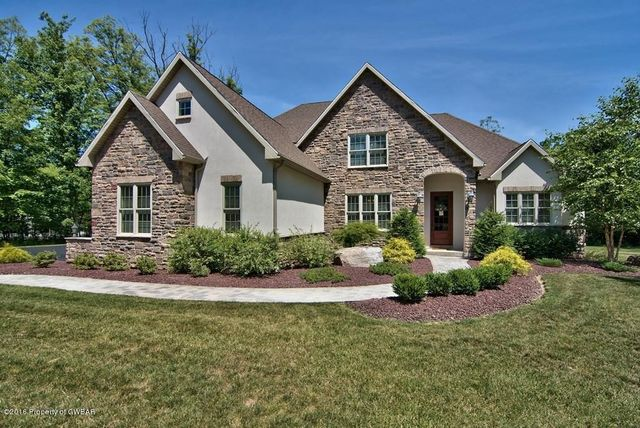 Golf Course Homes For Sale In Pennsylvania