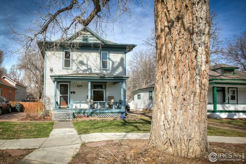 Photo of 629 Mathews St, Fort Collins, CO 80524