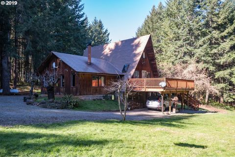 Photo of 18421 S Valley Vista Rd, Mulino, OR 97042