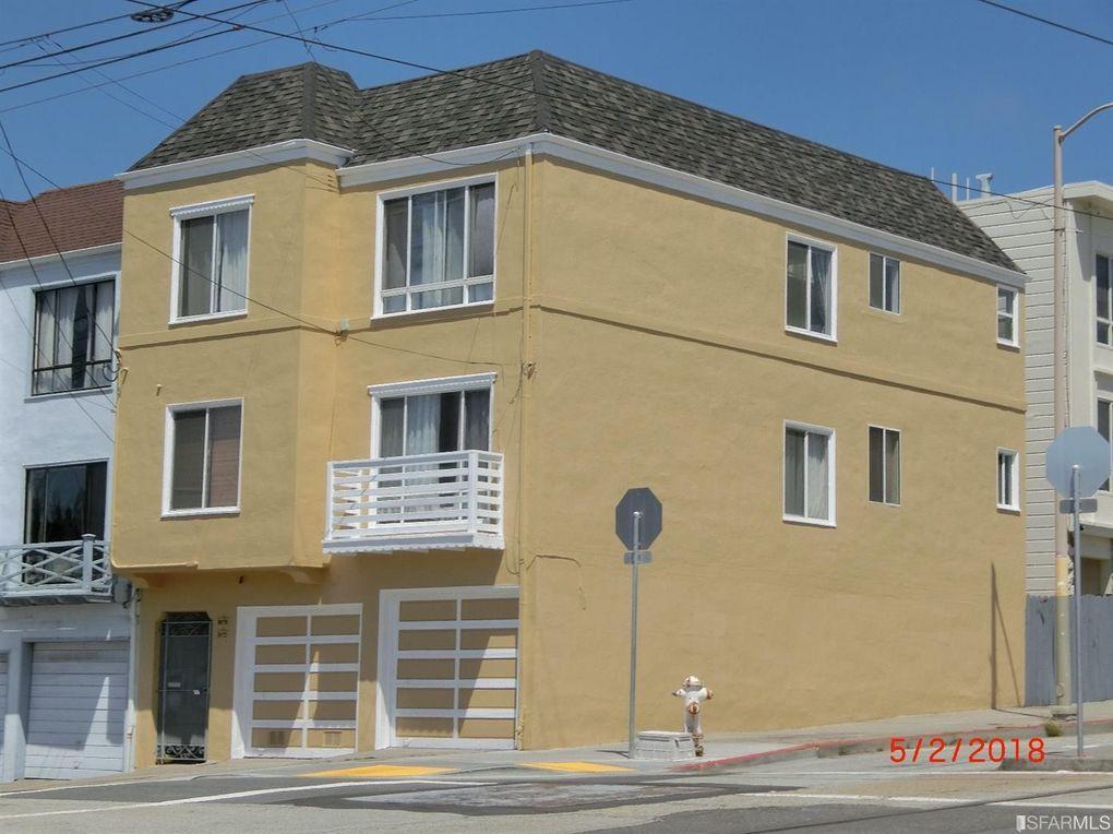 1394-1396 34th Ave, San Francisco, CA 94122