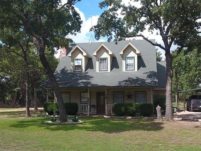 2020 Pine Rd Poolville, TX 76487