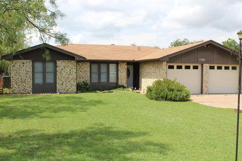 855 Churchwell Rd, San Angelo, TX 76905