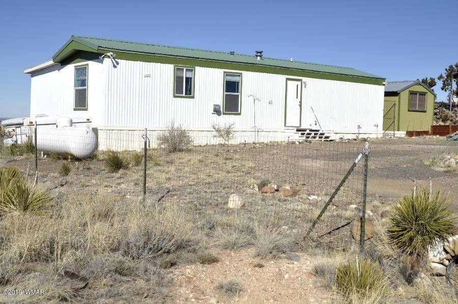 41 Zuni Dr Concho Valley AZ 85924