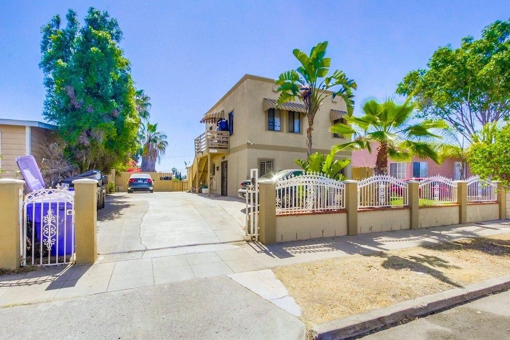 3533 Chamoune Ave, San Diego, CA 92105