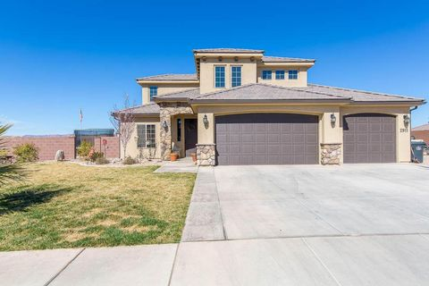saint george ut houses for sale with rv boat parking