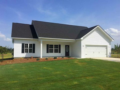 Photo of 94 Cole Dr, Hawkinsville, GA 31036