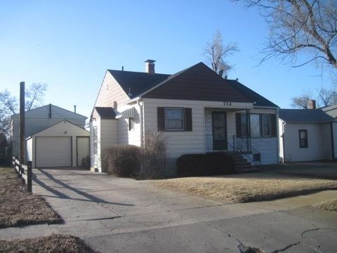 Photo of 714 Sherman Ave, Goodland, KS 67735