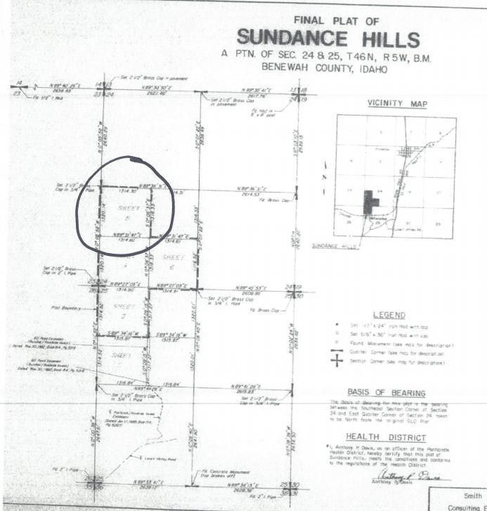 Plummer Idaho Map.L15 16 Sundance Hls Plummer Id 83851 Land For Sale And Real