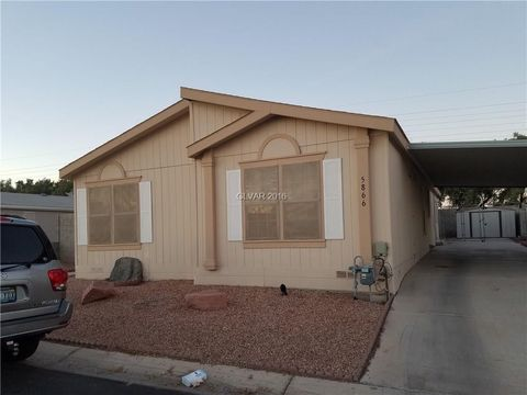 las vegas nv mobile manufactured homes for sale