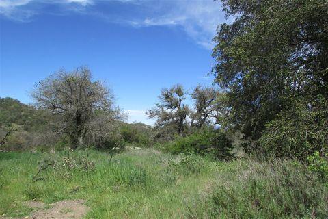 Oak Hill Ln, Santa Ysabel, CA 92070