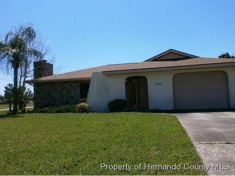 3484 Flamingo Blvd, Hernando Beach, FL 34607