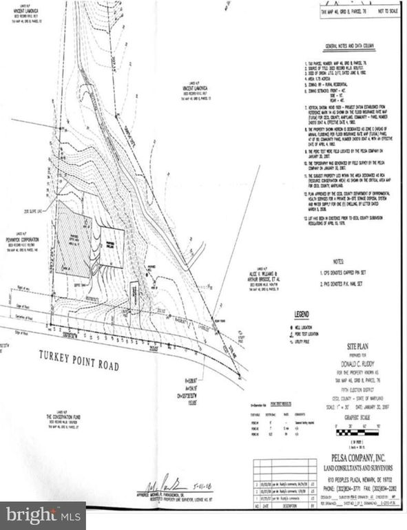 Turkey Point Rd North East, MD 21901