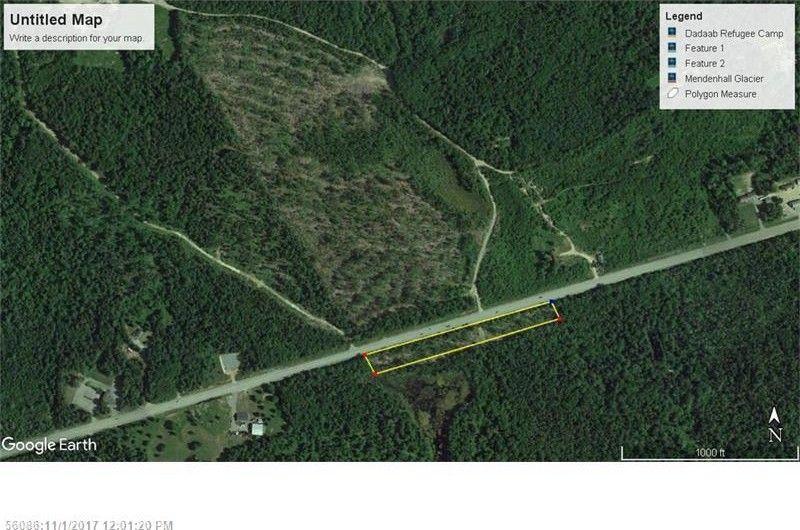 Steuben Maine Map.Off Us Route 1 Steuben Me 04680 Realtor Com
