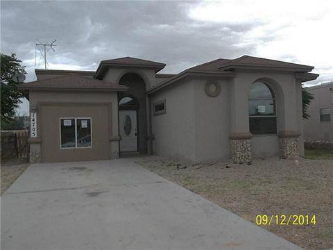 14705 Calhoun Dr, Horizon City, TX 79928