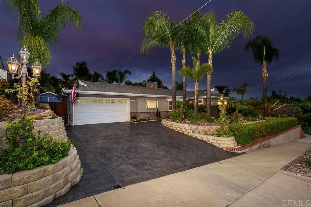 1501 Olive Hills Ave El Cajon, CA 92021