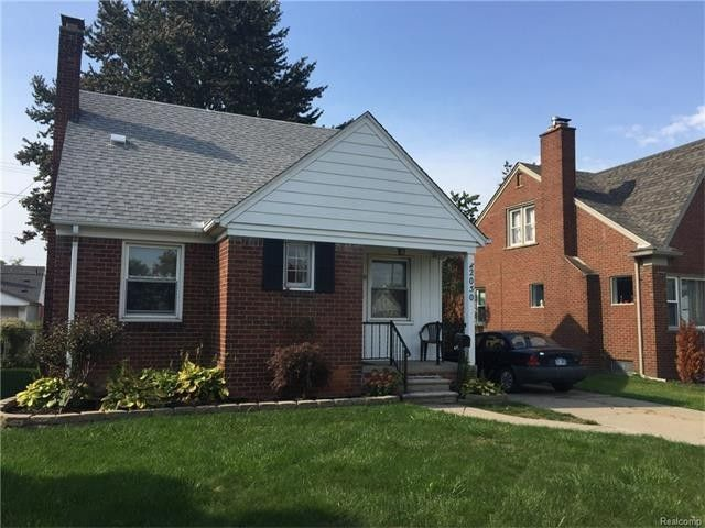 2050 17th st wyandotte mi 48192 home for sale real