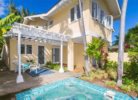 Photo Of 7928 Makaaoa Pl, Honolulu, HI 96825. House For Sale