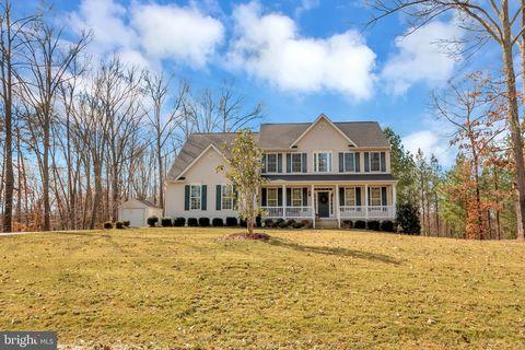 P O Of 90 Ruby Glen Ln Fredericksburg Va 22405 House For Sale