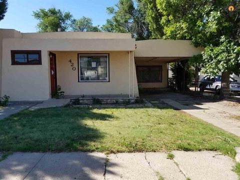 Photo of 420 Oak St, Clayton, NM 88415