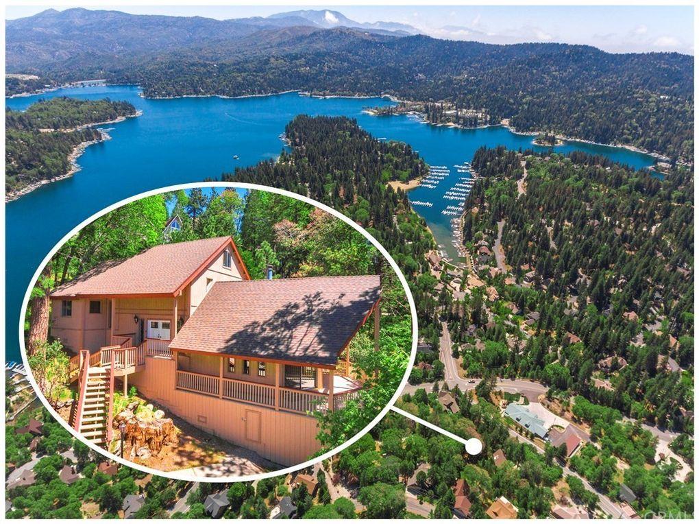 27452 Peninsula Dr, Lake Arrowhead, CA 92352