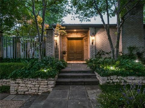 11924 Forest Lakes Ln, Dallas, TX 75230