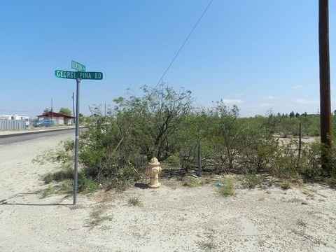 Benson, Fort Stockton, TX 79735