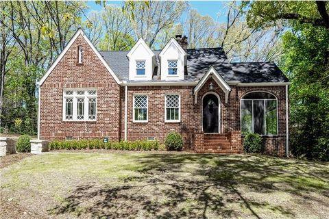 1360 Harvard Rd Ne, Atlanta, GA 30306