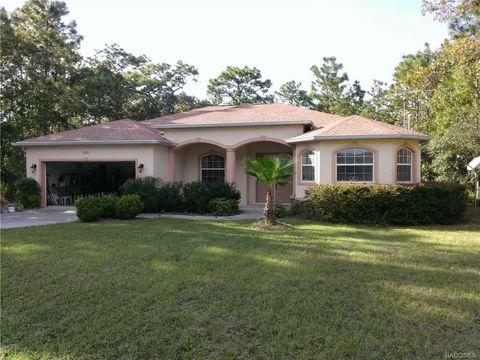 3731 W Forest Dr, Citrus Springs, FL 34433