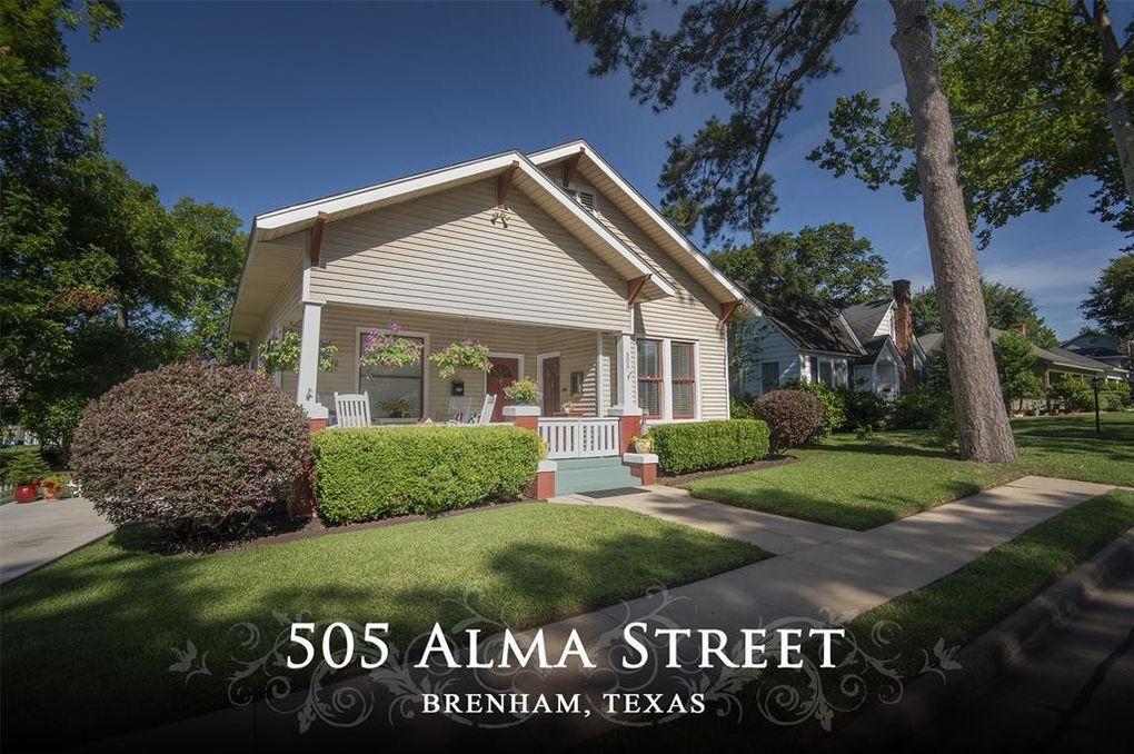 505 Alma Ln Brenham Tx 77833 Realtor Com