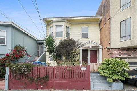 1231-1233 41st Ave, San Francisco, CA 94122