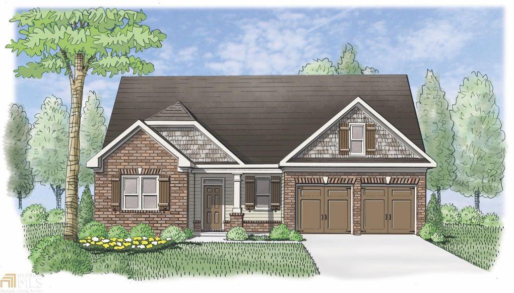 68 Pulaski Ave, Hampton, GA 30228