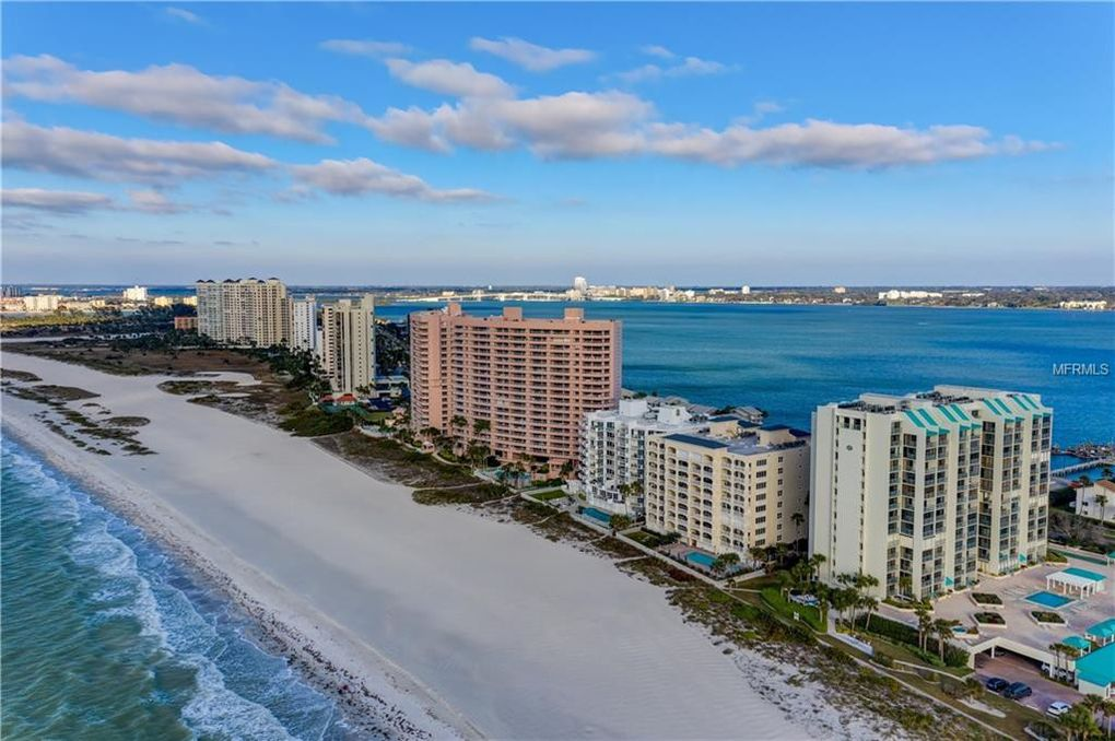 1370 Gulf Blvd Unit 801 Clearwater Beach, FL 33767