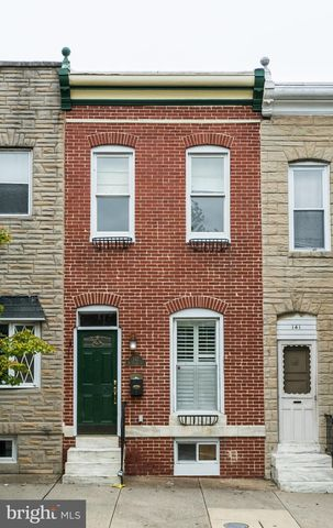 Photo of 143 N Potomac St, Baltimore, MD 21224