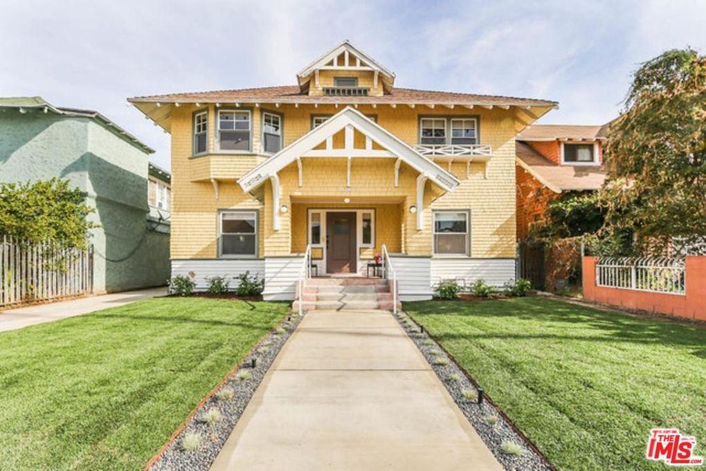 1740 S Harvard Blvd, Los Angeles, CA 90006
