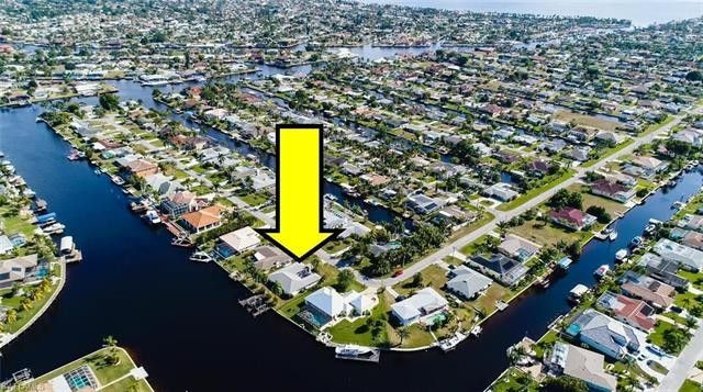 City of cape coral water hookup