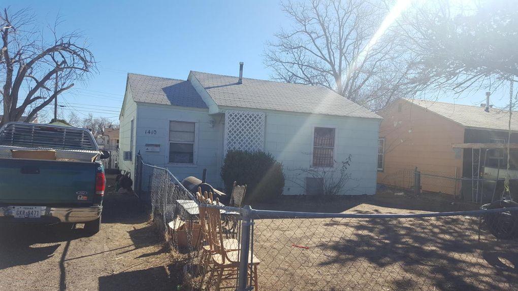 1410 Roosevelt St N, Amarillo, TX 79107
