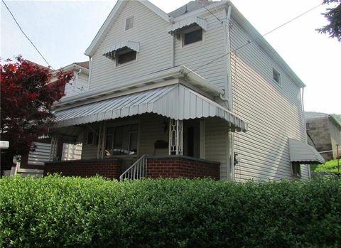 515 Ohio Ave, Glassport, PA 15045