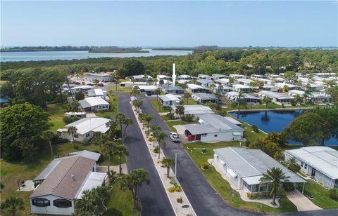 Indigo Isles Mobile Home Park Condominiums, Grove City, FL Real ...