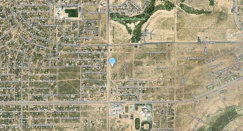 Haciendo Golf Club California Map.Hacienda Blvd California City Ca 93505