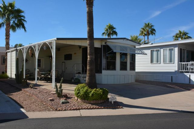 Mobile Homes Property Tax Arizona Apache County