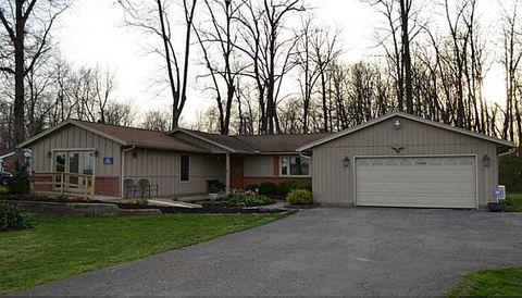 5108 E Casstown Clark Rd, Casstown, OH 45312
