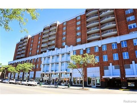 411 S Old Woodward Ave Unit 817, Birmingham, MI 48009