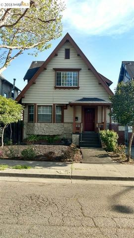 North Oakland Neighborhoods