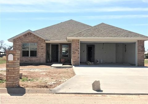 Concho East Estates San Angelo TX New Homes For Sale