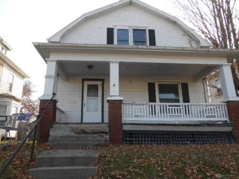 Photo of 1585 Mound St, Springfield, OH 45505
