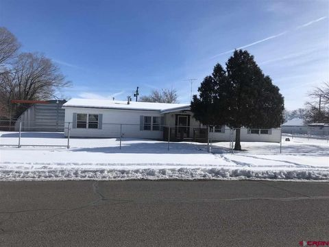 Photo of 592 Warden St, Center, CO 81125