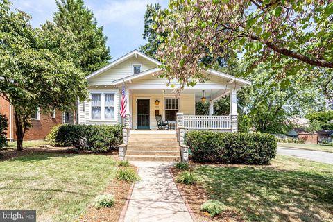 Del Ray, Alexandria, VA Real Estate & Homes for Sale