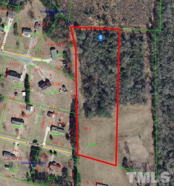 Princeton Nc Map.Camil Dr Lot Tract1 Princeton Nc 27569 Realtor Com